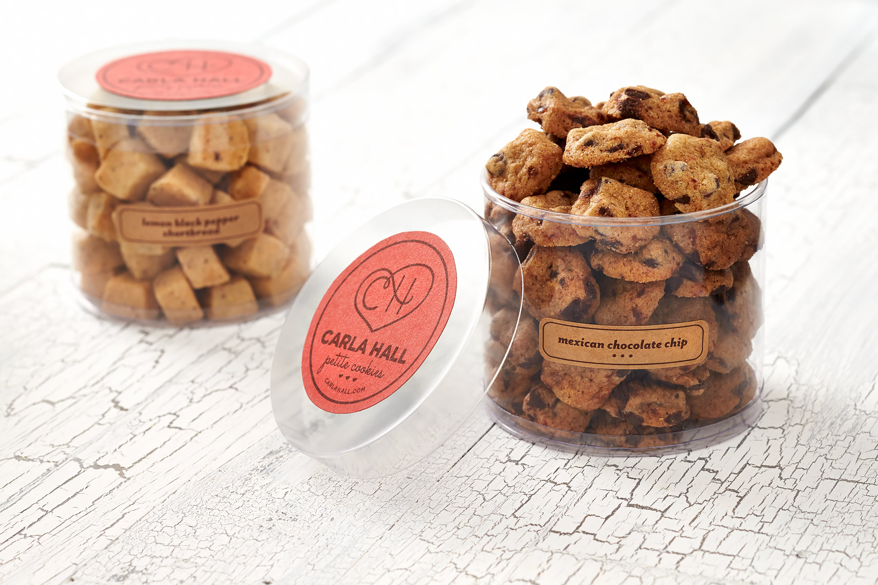 6oz Cookie Cylinders