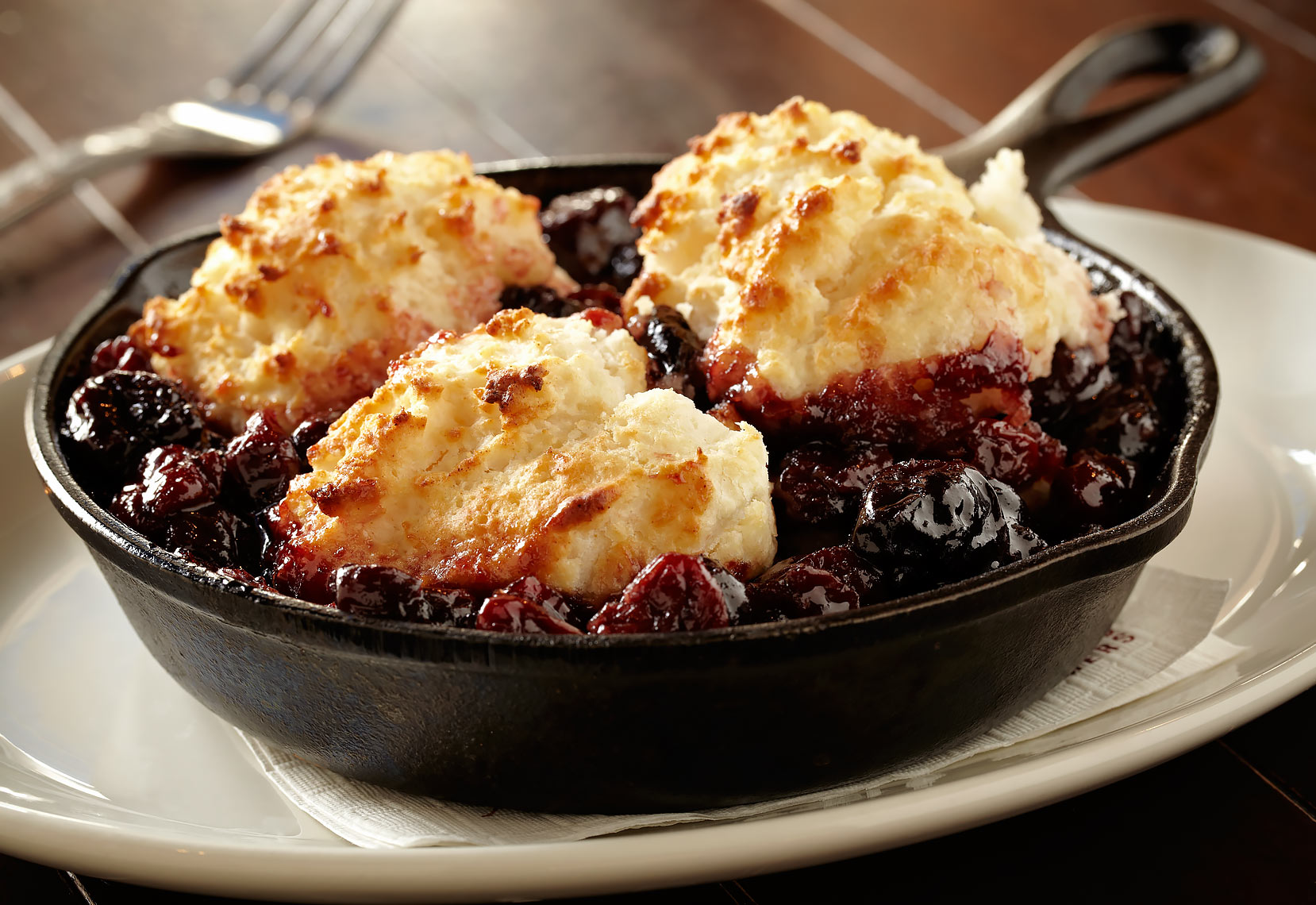 FOOD-Desserts11-Farmers-Fishers-Blueberry-Skillet